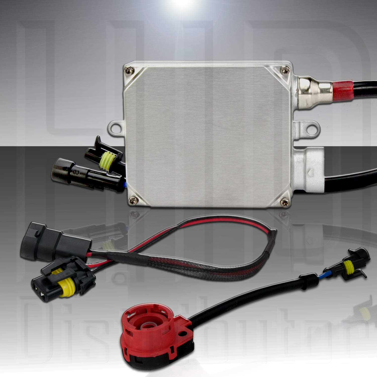 Slimline Ballast Wiring Diagram: D2S D2R D2C HID Replacement Ballast Conversion D2 Adapter