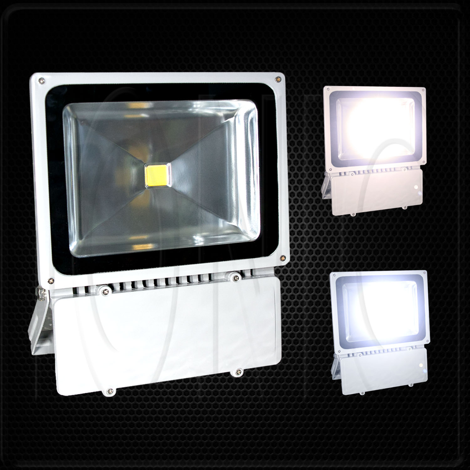 100w 120v led flood light day outdoor landscape garden for 120v landscape lighting