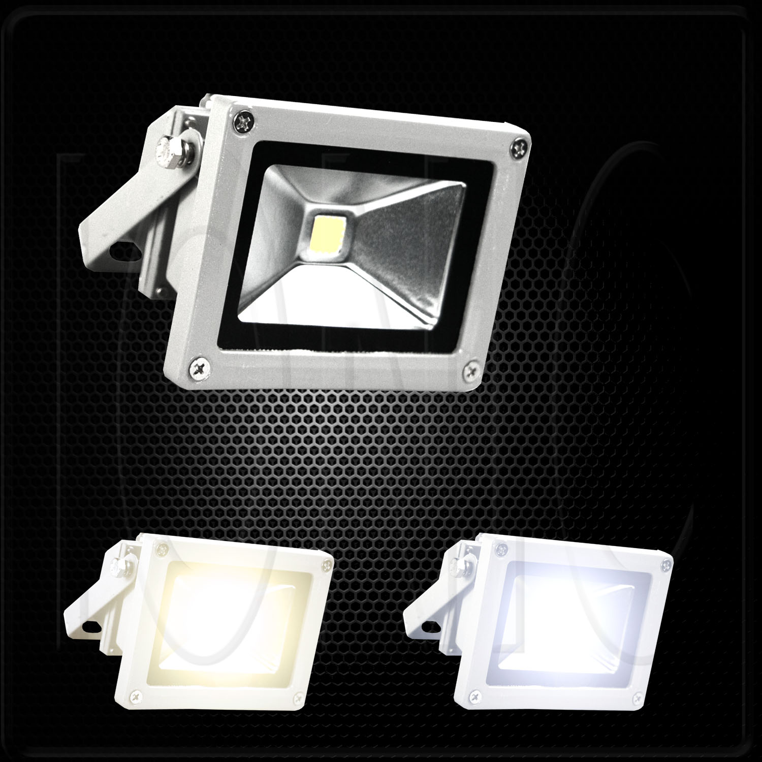 10w 120v led flood light day outdoor landscape garden lamp for 120v landscape lighting