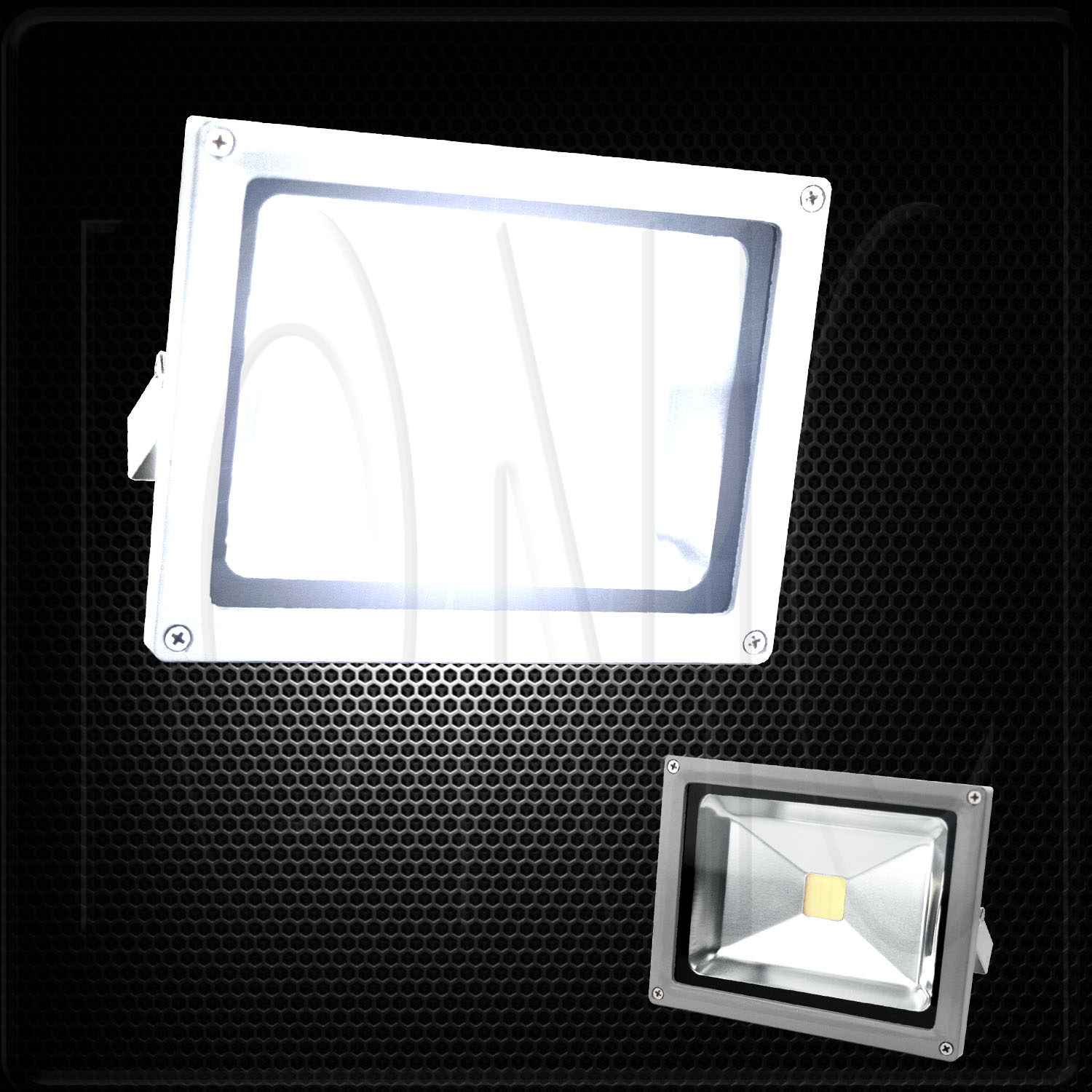 120v Led Landscape Lights: 50W 120V LED Flood Light Outdoor Landscape Garden Lamp
