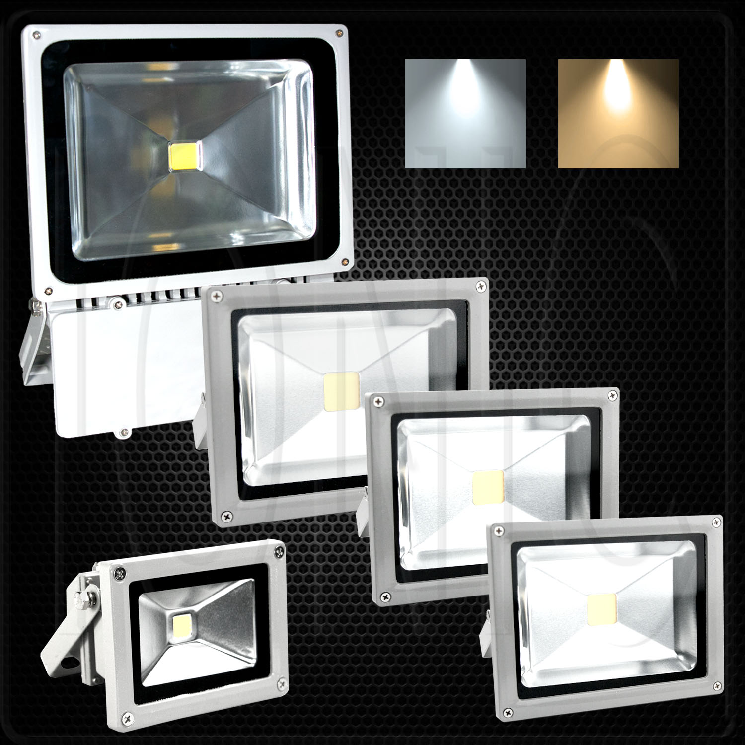 Led flood light outdoor landscape home garden lamp 10w 12v for 120v landscape lighting