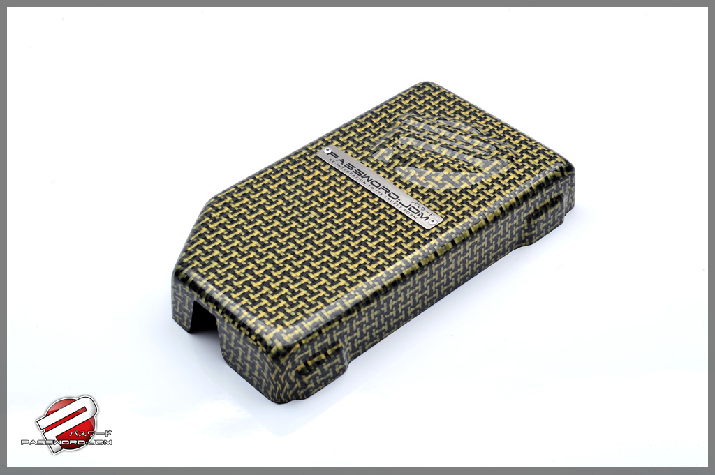 password jdm dry carbon kevla r fuse box over cover for. Black Bedroom Furniture Sets. Home Design Ideas